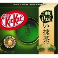 """世界一濃い""""抹茶キットカット""""誕生。宇治抹茶2倍、抹茶ポリフェノールでリラックスタイムを提案。"""