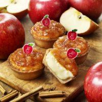 パブロミニにシナモン香る角切りリンゴジャムの「シナップル」が数量限定で登場。