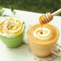 タリーズ人気の「ハニーミルクラテ」に宇治抹茶使用の和テイストが登場。