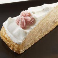 さくら餡がキュートな「SAKURA ミルクレープ」や桜風味のワッフルなどがタリーズに限定登場。