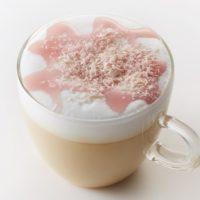 タリーズ、東京23区限定「SAKURA 抹茶ラテ」「SAKURA ティーカプチーノ」を発売。