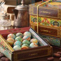 このまま食べられる宝石のような「シャポン」のデザインショコラ。パリで人気の商品が日本に上陸。