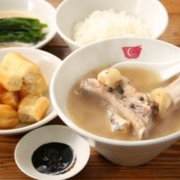 日本初・シンガポールのローカルフード「肉骨茶(バクテー)」専門店が赤坂にオープン。