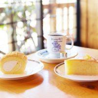 コメダ珈琲店に新作ケーキ「瀬戸内レモンケーキ」と「きなこ日和」登場。