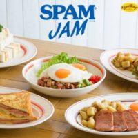 Eggs 'n Thingsがスパムとコラボ、ホットサンドやバーガーなど特別メニューを期間限定提供。