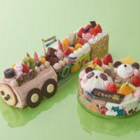 """フルーツの電車や""""鯉のぼり""""ケーキなど「こどもの日」スイーツをシャトレーゼが期間限定販売。"""