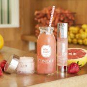 クリニーク、Why Juice?とコラボし期間限定のコールドプレスジュースを販売。