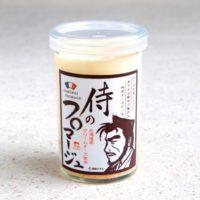 全国の物産展で大人気「侍のプリン」から新作登場。北海道産のクリームチーズと生クリームをたっぷり使用。