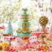 【人気ブッフェ】マリー・アントワネットの結婚がテーマのスイーツブッフェ、ヒルトン東京で開催。