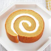 【糖質制限】ローソン、低糖質ロールケーキ「大豆粉とブランのしっとりロール」を新発売。