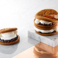 """BAKE初の和菓子ブランド「DOU」""""ふわふわもちもち""""食感のまったく新しい「生どら焼き」が完成。"""