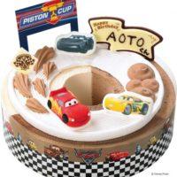 サーティワン、世界観を細部まで表現した「ミッキー&ミニー」「カーズ」の新作ケーキ発売。