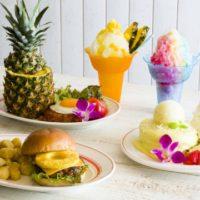 EGGS 'N THINGS、パイナップルを贅沢に使用したトロピカルな新メニュー4種を発売。