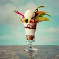 "「Häagen-Dazs SUMMER RESORT」、今年のテーマは""フルーツ""。新感覚かき氷など全9種類発売。"