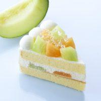 コージーコーナー、2つのメロンを楽しめるよくばりショートケーキなどメロンづくしのスイーツ5種を発売。