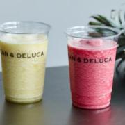 ディーン&デルーカにパイナップルとビーツの「フレッシュジュース」を新発売。