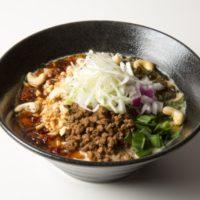 つけめんTETSU、グループ内コンペで優勝した一押しメニュー「冷やしNuts担々麺」を期間限定発売。