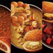 ミスタードーナツ、ハウス食品と共同開発の「ドーナツカレー」6種を発売。開発に半年を要した渾身の商品。