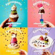 ピノフォンデュ専門店「pinofondue café」今年も開催。2017年度のテーマは「ピノジェニック」。