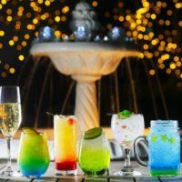 京都センチュリーホテル、大好評「星空テラス~Cafe&Bar~」をブライダルサロン、チャペルでも開催。