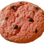 """【意外】すいか味のクッキー「メロンパンの味がする」の声。ミスターイトウ""""すっごいスイカ味""""が復活。"""