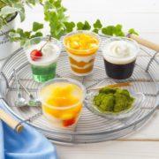 セブンイレブン、夏の人気ドリンクをテーマにコーヒーフロートなど「ひんやりスイーツフェア」開催。