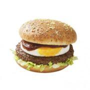 """マクドナルド、""""ロコモコ開きの日""""からうま味が凝縮した肉汁ソースの「ロコモコ」バーガー3種発売。"""