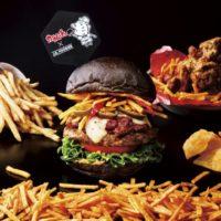 """""""カラムーチョ""""がハンバーガーとチキンになった、「J.S. FOODIES」全店でコラボフェア開催。"""