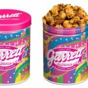 ギャレットポップコーン、カラフルな色合い「Unicorn缶」発売。トリプルナッツ キャラメルクリスプ」も復活。