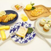 メゾンカイザー初、フルーツシリーズ新登場。レモンを使った6商品を期間限定で新発売。