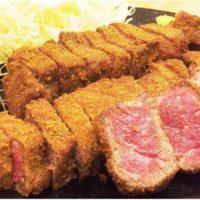神戸牛かつ亭、たっぷり120gの「牛かつダブル」を380円で破格の定番レギュラー化。