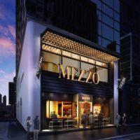 東京のナイトシーンに新提案。六本木交差点にラグジュアリーバー「MEZZO」がニューオープン。