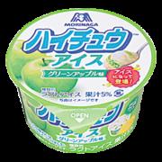 ローソン限定ハイチュウアイスに「グリーンアップル味」登場。巨峰ICEBOX味のハイチュウも新登場。