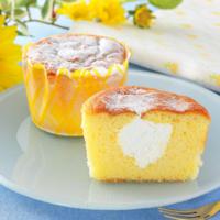 ローソン、瀬戸内レモンとホイップの爽やかなクリームが絶妙の「ふわふわシフォンケーキ」を新発売。