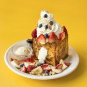 J.S. PANCAKE CAFE 渋谷店オープン。チーズケーキクリーム フレンチトーストなど店舗限定スイーツも。