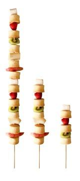 パンボ、自分好みにデコれる『串パンケーキ』に80cmの超特大サイズが新登場。