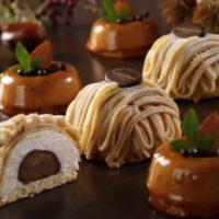 ウェスティン都ホテル京都、秋の訪れをスイーツに。リッチな「マロンスイーツ」3種を発売開始。