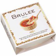 オハヨー乳業、ぱりぱり食感の本格ブリュレアイス「BRULEE」を販売再開。