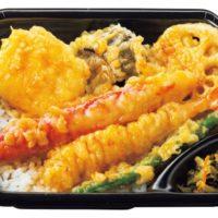 """ほっともっと、6種類の天ぷらを衝撃の""""しみうま""""食感で楽しめる「たれ煮天丼」3品を新発売。"""