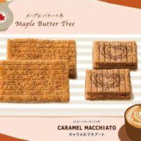 シュガーバターの木に新作「メープルバター」と限定「キャラメルマキアート」が誕生。