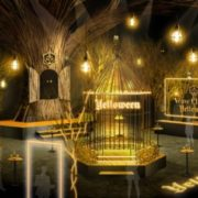 """ヴーヴ・クリコ、3日間限定でエレガントな""""大人のためのハロウィン""""を開催。"""