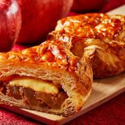 """パイとカスタードが絶妙、""""国産りんご""""の「アップルパイ」ローソンに登場。"""