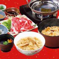 """""""松茸ご飯""""食べ放題!「華屋与兵衛」の人気フェアが今年も復活。"""