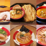 """【価格破壊】大つけ麺博""""ワンコイン""""全45店舗食べ比べサイズで提供。"""