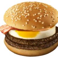 """マクドナルド""""月見""""のビーフパティ2倍、「月食バーガー」が29の日から数量限定発売。"""