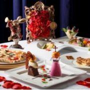 京王プラザホテル、『不思議の国のアリス』がテーマのイタリアン女子会プランを期間限定で発売。