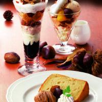 """ロイヤルホスト、""""しっとり""""味わう秋のデザート3種が期間限定で新登場。"""