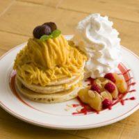エッグスンシングス、オープン2周年Anniversaryパンケーキが登場。