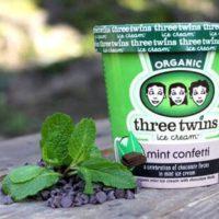 "CosmeKitchenに全米No.1オーガニックアイスクリーム""Three Twins""が上陸。"