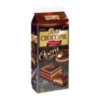 ロッテチョコパイに冬限定「オペラケーキ」と「深みチョコ仕立て」が登場。
